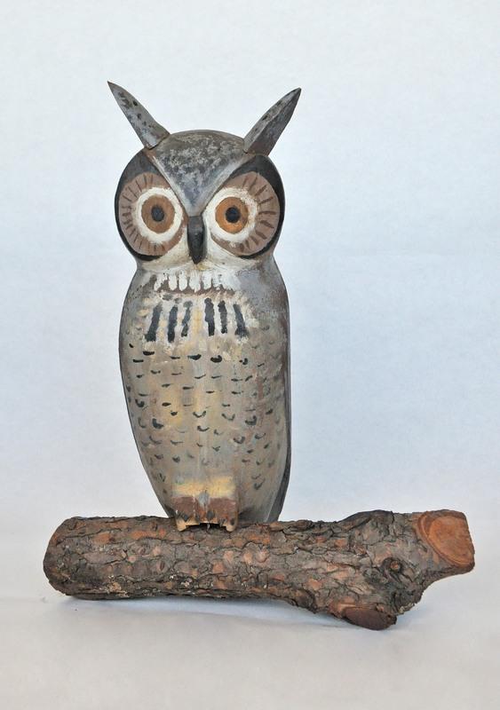 1. Large Perching Owl - see crow - 1 381_0012FA.jpg