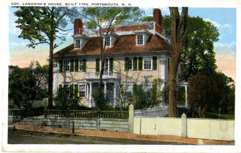 113. Gov Langdon Mansion 6 1922_Front.jpg