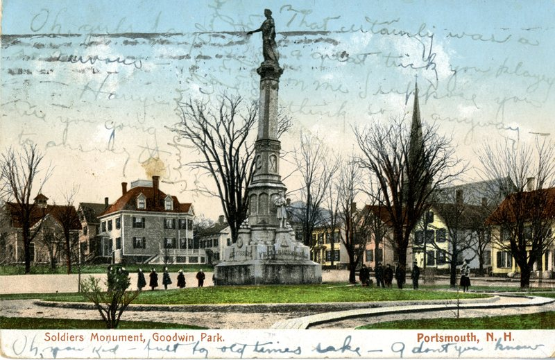 51. Goodwin Park Soldiers Monument 4 1909_Front.jpg