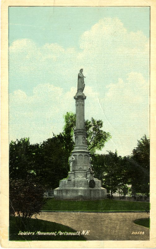 47. Goodwin Park Soldiers Monument 2 1911_Front.jpg