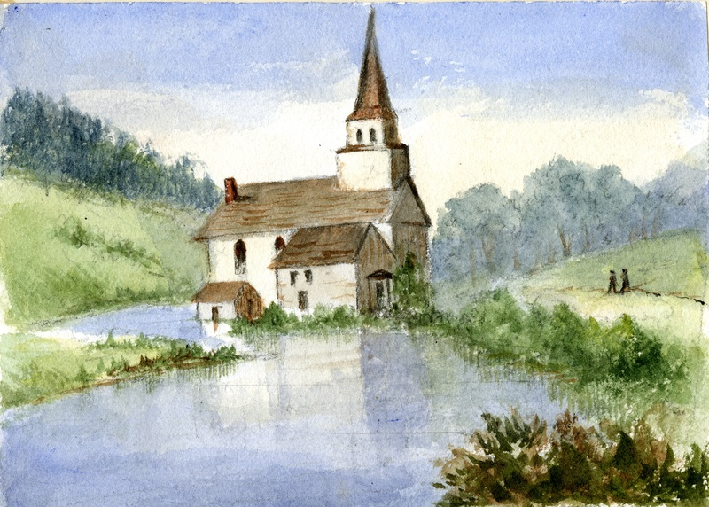 VP166_Sunapee_Village_old_church_6in.jpg
