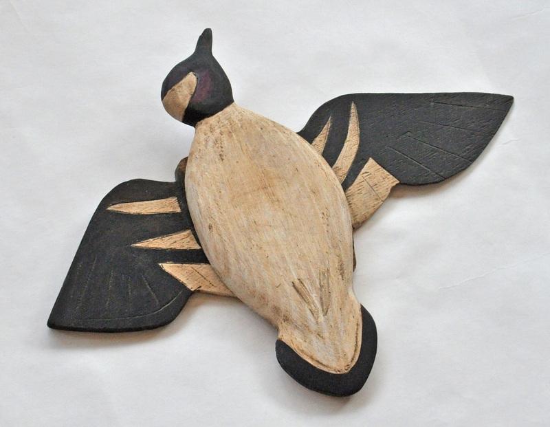 95. Flat Flying Bufflehead, purple eye accents 395A_0150FA_4.jpg
