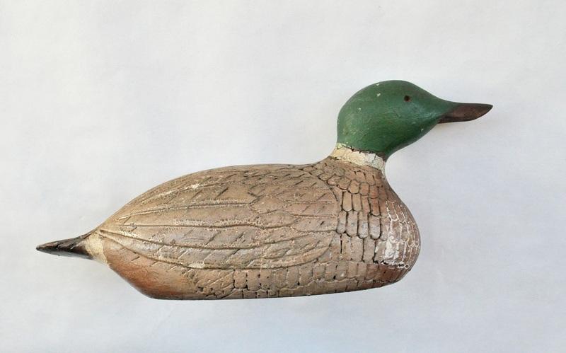 51. Gray Female Mallard Duck 409_0054FA_1.jpg