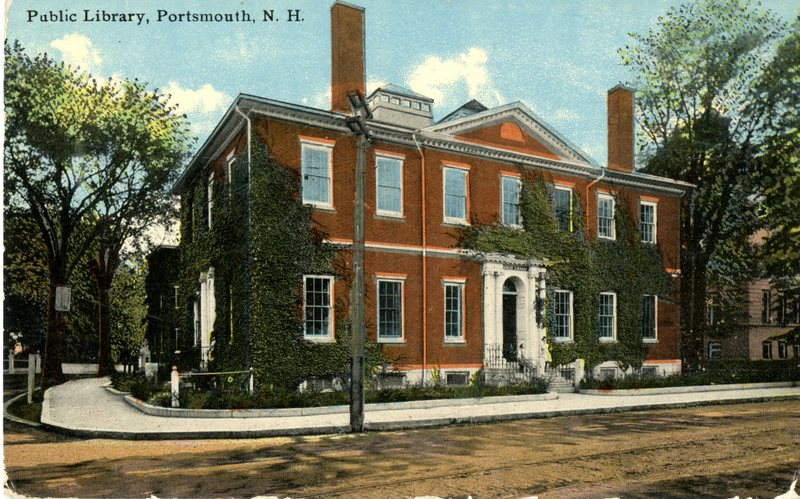 45. Portsmouth Public Library 2 1919_Front.jpg