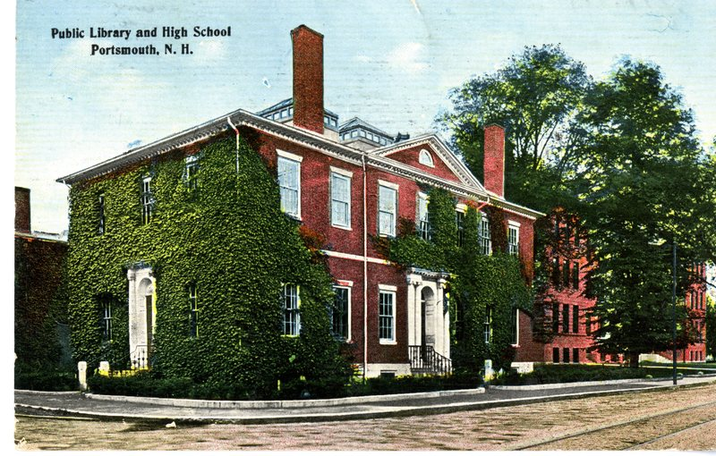 43. Portsmouth Public Library 5 1912_Front.jpg