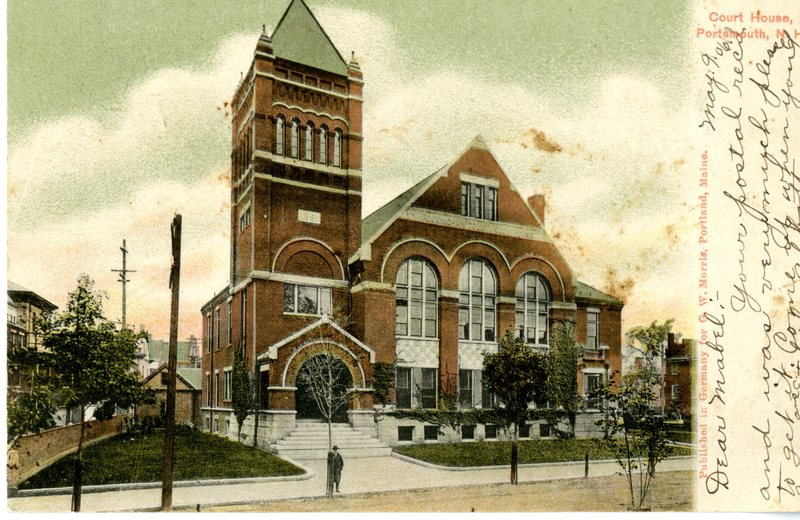 61. Rockingham County Courthouse 3 1906_Front.jpg