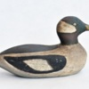 83. BW Duck yellow beak, eyes 354A_0047FA_1.jpg