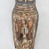 18. Small Speckled Owl - Attached Yellow Beak 2 418_0063FA.jpg