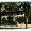 42. Small Souvenir Folder of Portsmouth Images 11_Int Image 7_Langdon Mansion.jpg