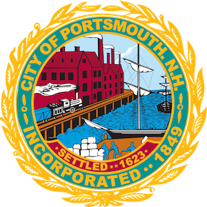 Seal of the City of Portsmouth, New Hampshire