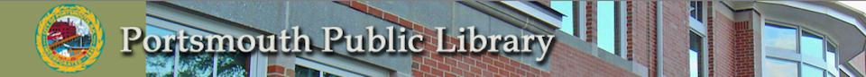 Portsmouth Public Library's Online Archives